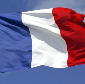 French flag 300x300