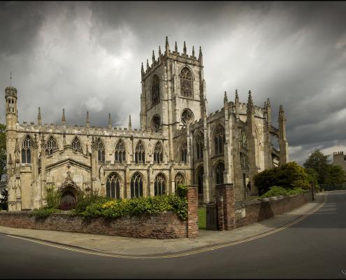 St Mary's Beverley - Hengate