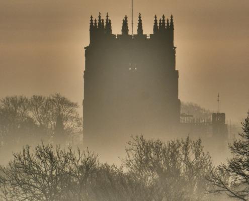 St Mary's Church Beverley - Tower